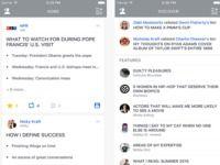 The List App iOS