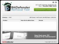 Bitdefender outil de suppression TDL4 TDSS