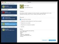 Cisdem ContactsMate pour Mac
