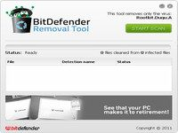 Bitdefender Outil de suppression Duqu