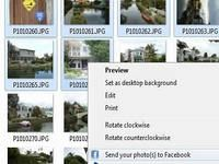 Easy Photo Uploader pour Facebook