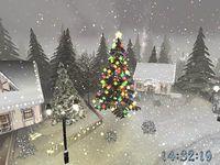 Noël 3D Ecran de Veille