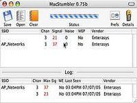 MacStumbler
