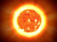 Sun 3D Screensaver
