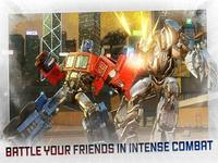 Transformers Forged to Fight Android