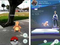 Pokémon GO Windows Phone