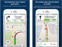 Navmii GPS gratuit Android