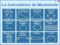 La Calculatrice de Machiniste 2.0.0