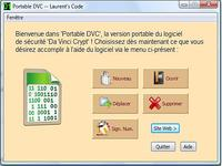 Portable DVC