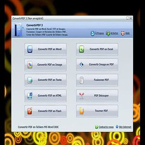 Télécharger logiciel de conversion pdf en word