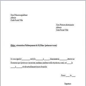 Caf Formulaire Declaration Des Loyers