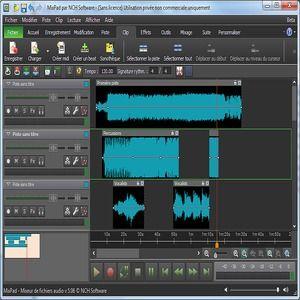 t l charger mixpad logiciel de mixing audio gratuit le logiciel gratuit. Black Bedroom Furniture Sets. Home Design Ideas