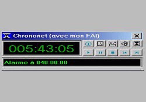 Telecharger Chrononet