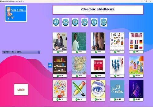 Telecharger Maxi-School Version 28.5