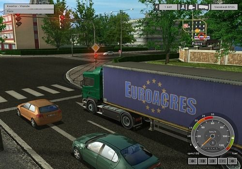 Telecharger Euro Truck Simulator 2