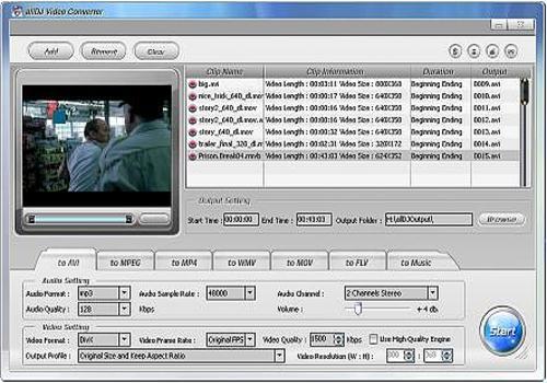 Telecharger Alldj Video Converter
