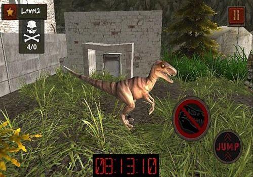 Telecharger Dinosaur assassin 3D