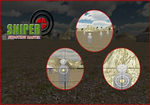 Telecharger Sniper Shooting Master