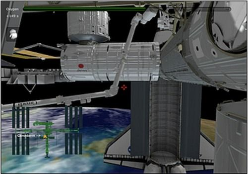 Telecharger Station Spacewalk Game
