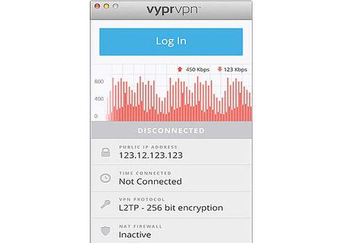 Telecharger VyprVPN for Mac 2.17.1.6153