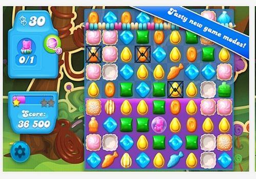 Telecharger Candy Crush Soda Saga Android