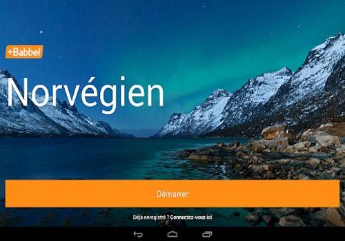 Telecharger Apprendre le norvégien Babbel