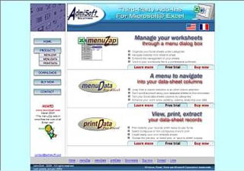 Telecharger AdmiSoft's euroZap