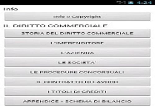 Telecharger Diritto Commerciale
