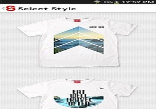 Telecharger Design de t-shirts – Snaptee
