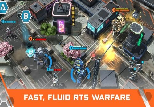 Telecharger Titanfall: Assault Android
