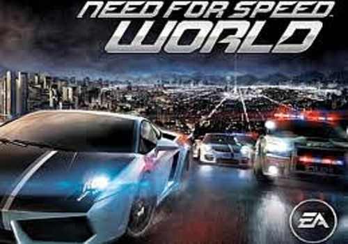 Telecharger Need For Speed world online