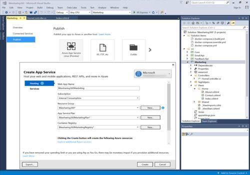 Telecharger Visual Studio Community 2017