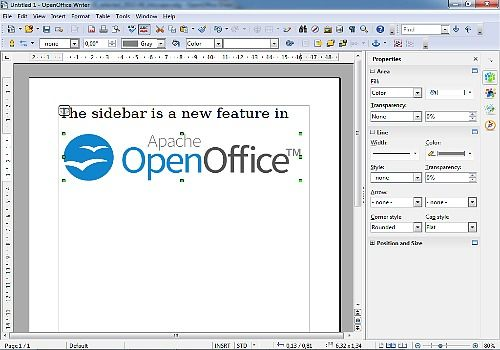 T l charger apache openoffice gratuit le logiciel gratuit - Telecharger open office ancienne version ...