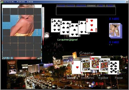 Telecharger Sensual Poker 5000 Freeware