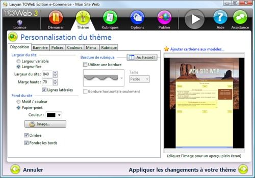 toweb version gratuite