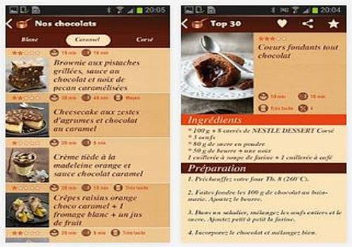 Telecharger Nestlé Dessert iOS