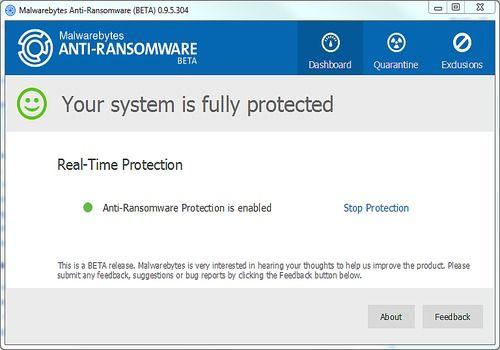Telecharger Malwarebytes Anti-Ransomware