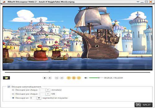 Telecharger Xilisoft Découpeur Vidéo