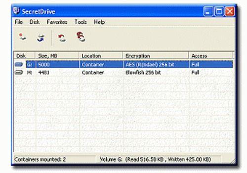 Telecharger SecretDrive