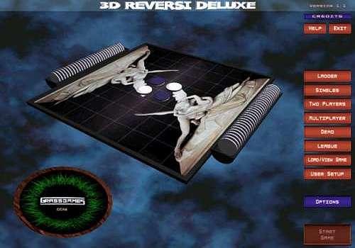 Telecharger 3d Reversi Deluxe