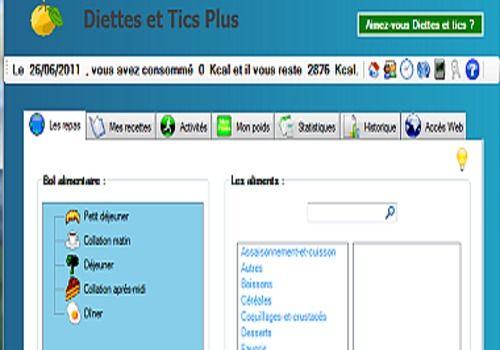 Telecharger Diettes et tics Version Découverte