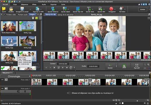 Telecharger logiciel de montage video gratuit pour windows for Logiciel montage cuisine gratuit