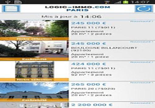 Telecharger Logic-immo.com Paris/92