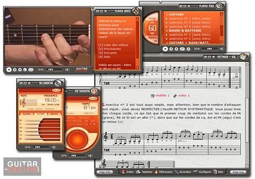 Telecharger Methode de guitare - Vol I