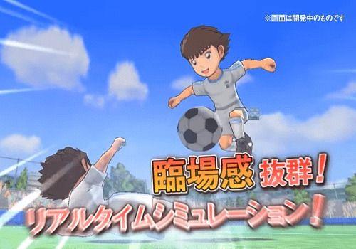 Telecharger Captain Tsubasa Zero: Kimero! Miracle Shot Android
