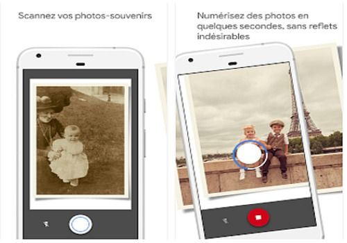 Telecharger PhotoScan iOS