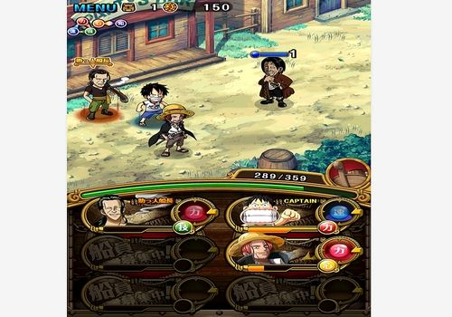Telecharger One Piece Treasure Cruise Android