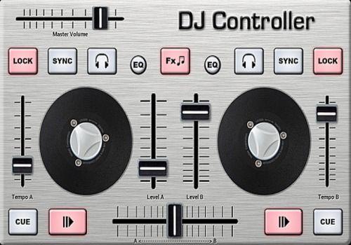 Telecharger DJ Control