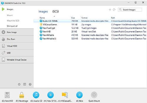 Telecharger Daemon Tools Lite