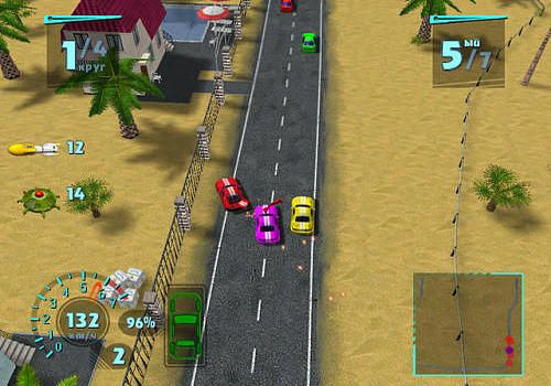 Telecharger Arcade Race - Crash